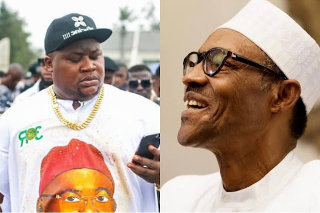 """""""APC with My Full Chest"""" - Chief Priest Joins Buhari's Party, Reveals the Reason why he Joined"""