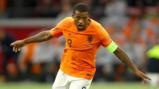 highlight : Wijnaldum Hat-trick Power Netherlands