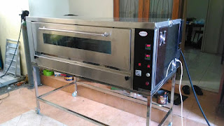 Harga Oven Gas Roti Full Otomatis, Cocok untuk Usaha Bakery