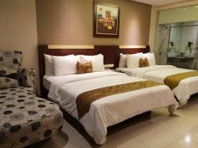 Kamar Hotel Scarlet Dago Bandung