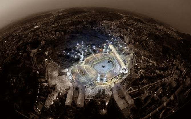 Gambar fakta tentang keajaiban ka'bah di Makkah