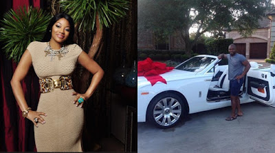 Woman buys Rolls Royce Dawn as Father's Day gift for her husband (photos)