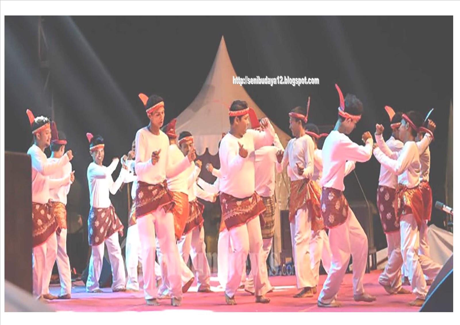 Fourth image of Jawaban Tari Saman Berasal Dari Provinsi Ini with Kliping Gambar Tari Tradisional Adat Suku Daerah di 34 ...