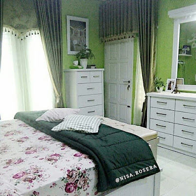 Desain kamar tidur sederhana dan murah