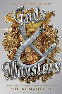 Gods and Monsters by Shelby Mahurin