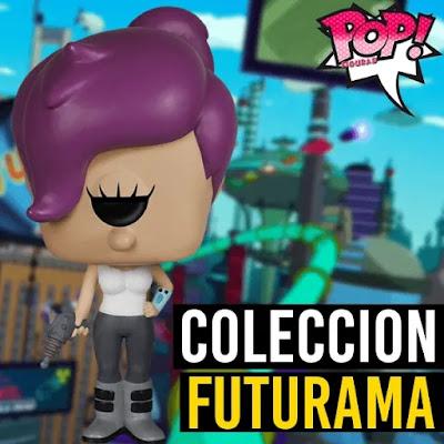 Lista de figuras Funko POP Futurama