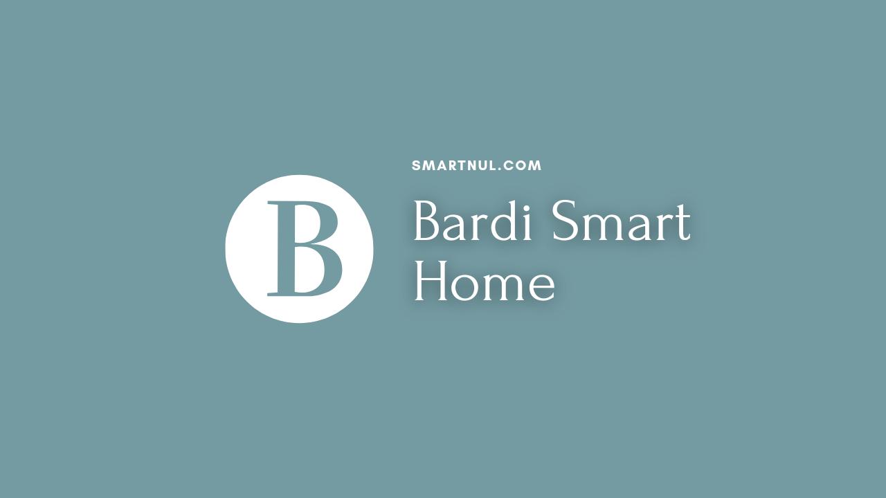 bardi smarthome