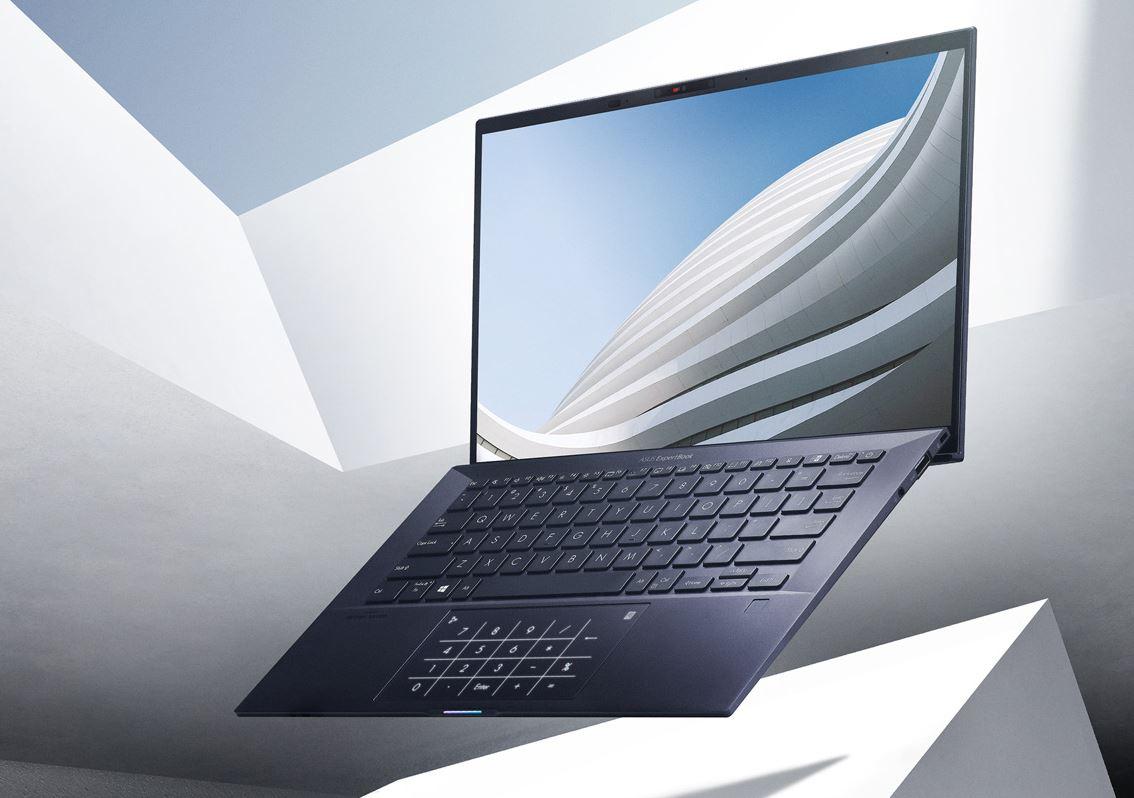 Asus ExpertBook B9 B9400 vPro, Laptop Bisnis Paling Ringan di dunia Hadir di CES 2021