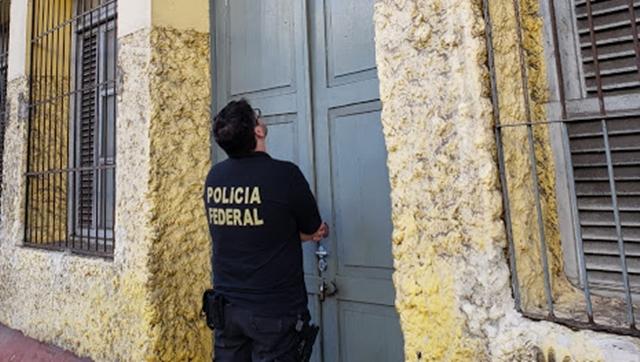 Polícia Federal deflagra nova fase da Operação Calvário; Lotep e TCE são alvos da investigação