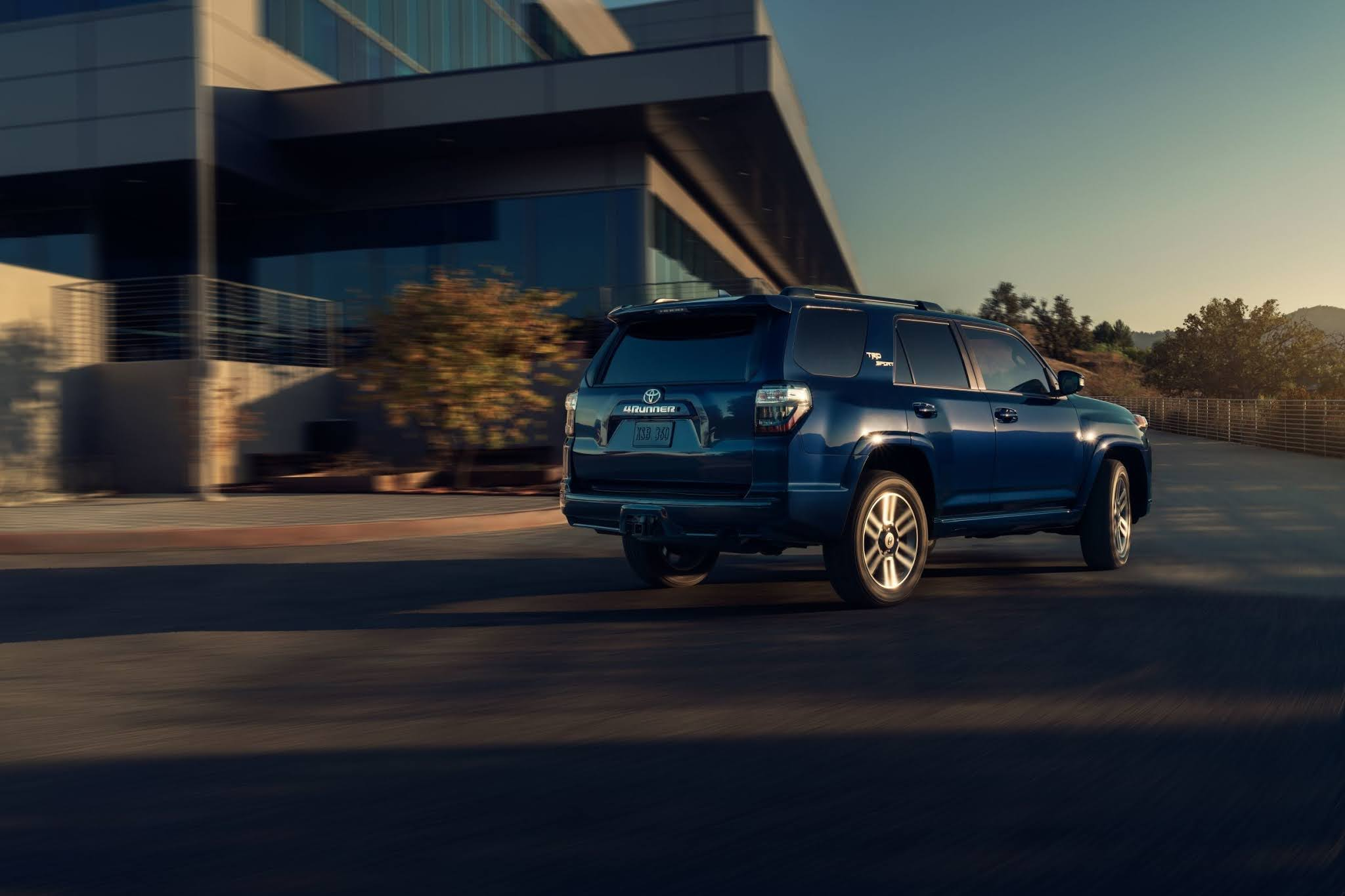 Toyota 4Runner TRD Sport Added to Lineup for 2022 Model Year