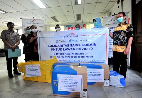 #SolidaritasSaintGobain