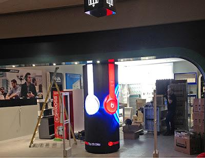 Thi công lắp đặt màn hình led p4 chính hãng tại Nghệ An
