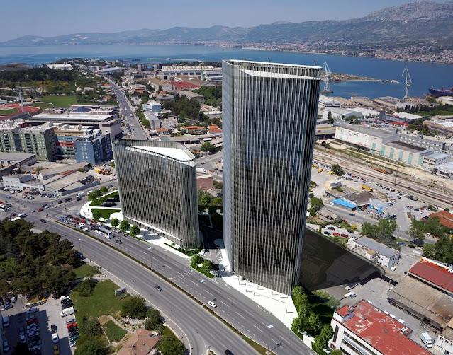 Dalmatia Tower v Splitu