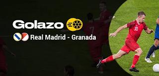 bwin promo golazo liga Real Madrid vs Granada 5-10-2019