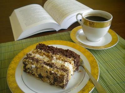ciasto z alkoholem