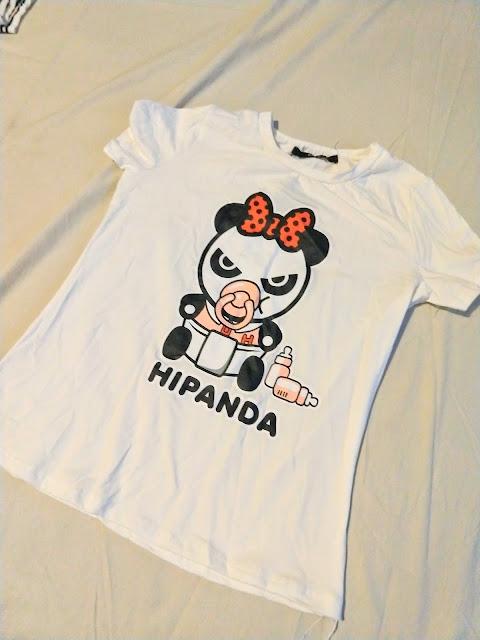 Look do Dia, Moda, recebidos rosegal, rosegal store, lookbook, Dica de Moda, dicas de compras, rosegal, blusa panda, blusa de malha