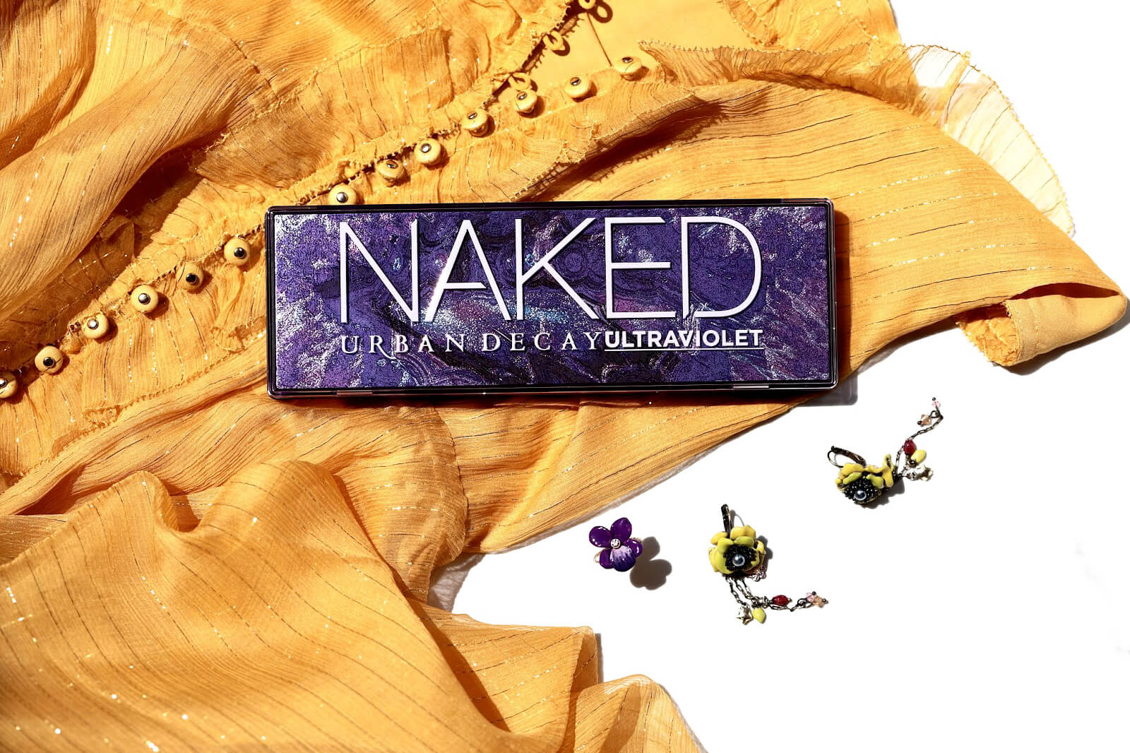 Naked Ultra Violet Palette tuto
