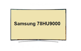 Samsung 78HU9000 TV