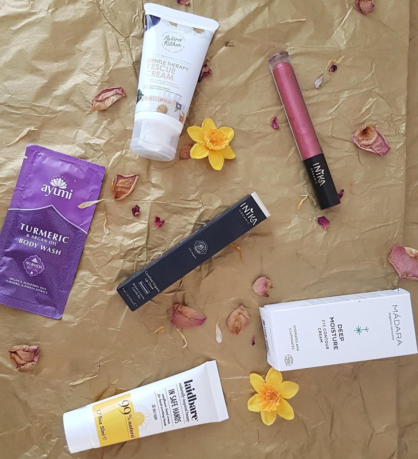 Love Lula Beauty Box - August 2019