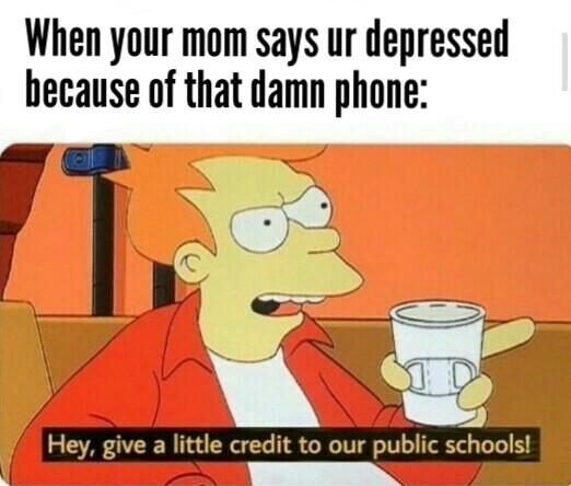 Its because of that phone