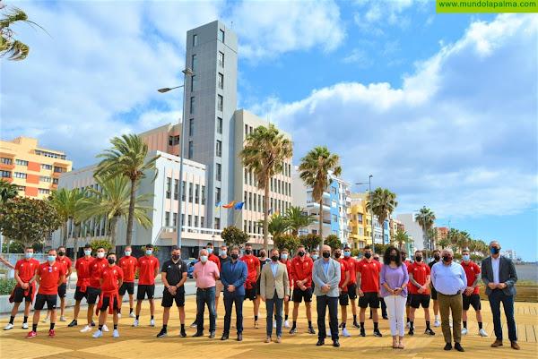 El Cabildo felicita al C.D. Mensajero por su ascenso a Segunda División RFEF
