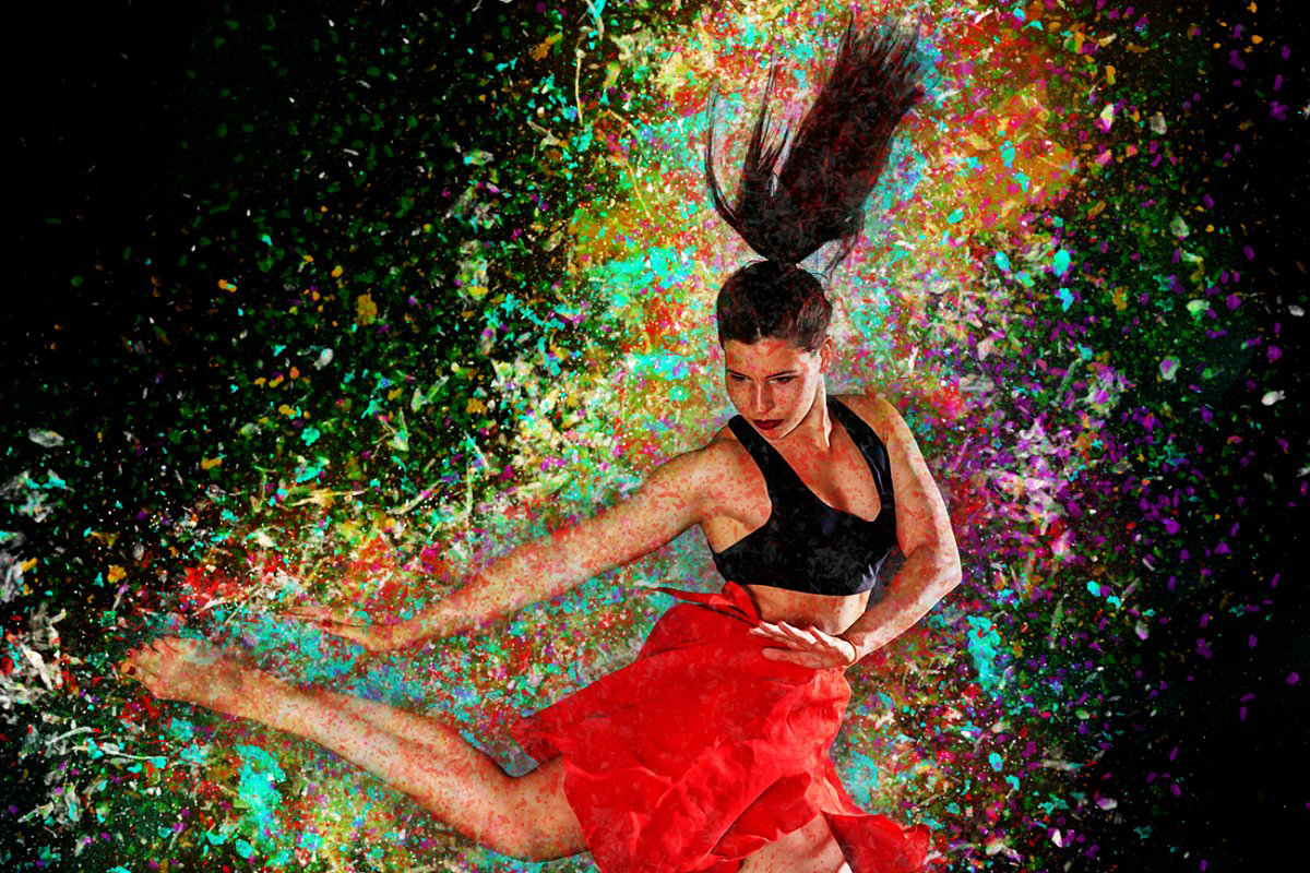 Color Dust Explosion PS Action 525203