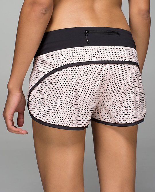lululemon speckle dot speed short