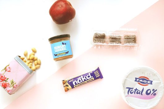 Fitness | Favourite on-the-go snacks...