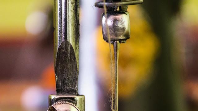 Why Sewing Machine Thread Keeps Breaking