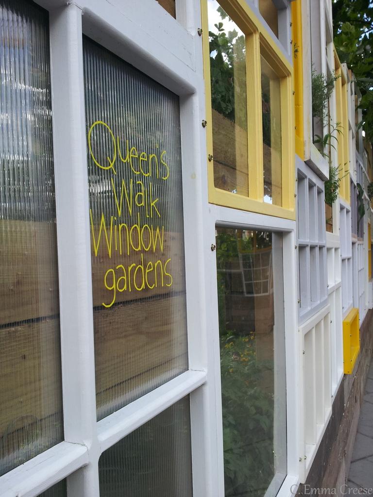Garden Walk London: Adventures Of A London Kiwi