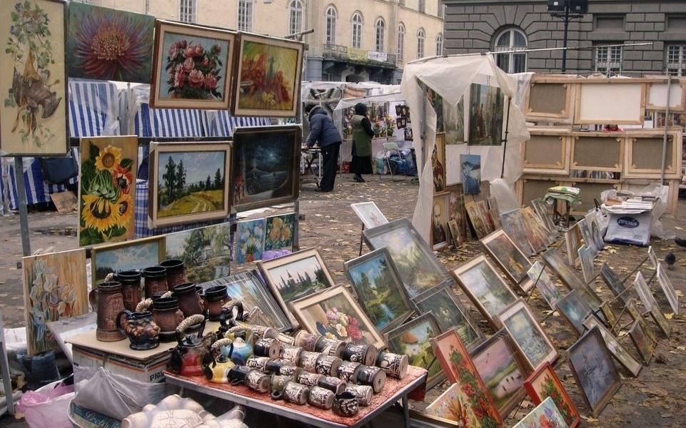 Базарный день. 13 колоритных рынков Украины  ccac11c65a001