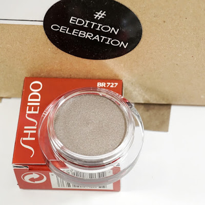 Beautybox Bloggerboxx Celebration Edition Shiseido Shimmering Cream Eye Color