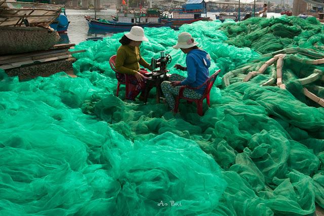 PHAN RANG FISHING VILLAGE