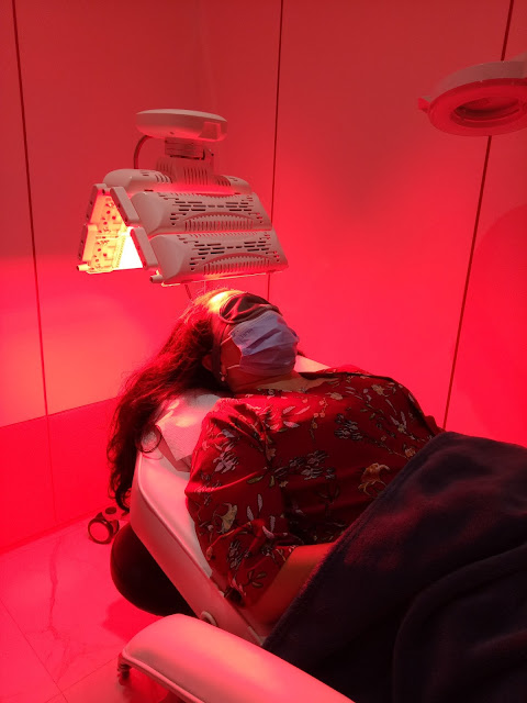 Red Light Therapy for Hair