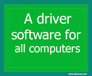 A driver software for all computers