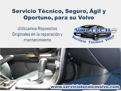 Mantenimiento Embrague Volvo