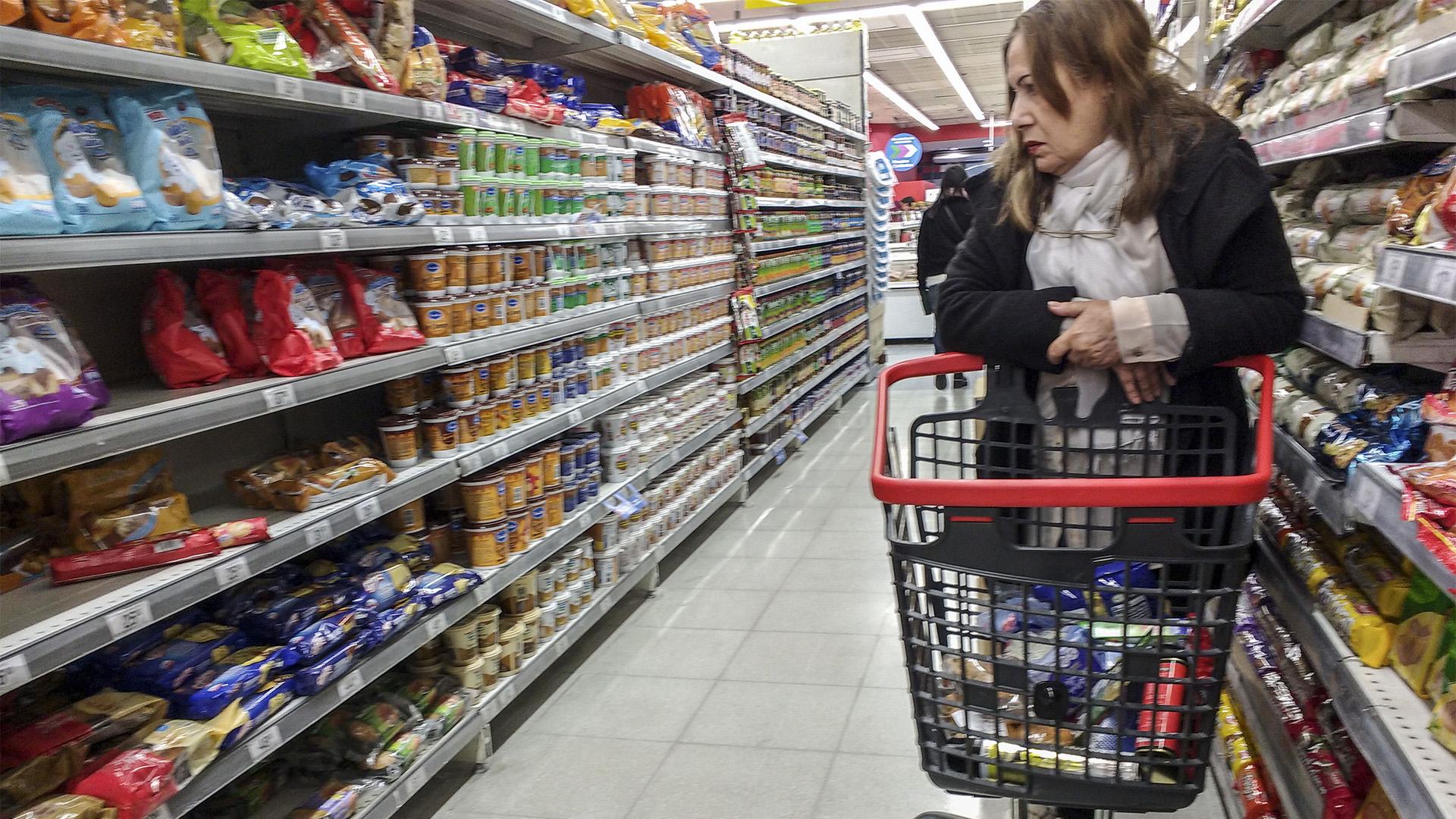 La inflación fue del 3,3% en mayo y acumuló 48,8% en los últimos doce meses