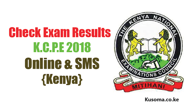 HOW TO DOWNLOAD KCPE 2019 RESULTS FOR WHOLE SCHOOL