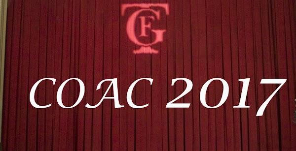 Clasificación COAC2017