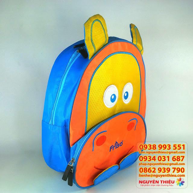 Chuyên may balo trẻ em, may balo học sinh giá rẻ.
