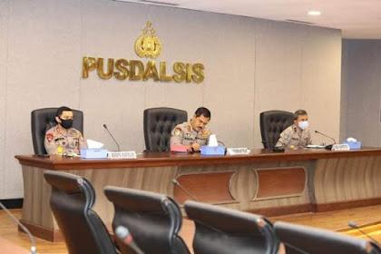 Wakili Kapolri Ikuti Rakor Persiapan Kepulangan WNI/PMI ke Tanah Air