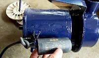 Tanda - tanda kapasitor pompa air rusak