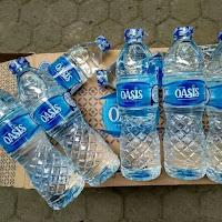 Harga Oasis Botol 600ml