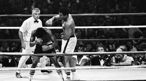 Muhammad Ali beautiful fight