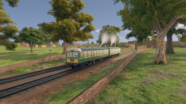 Diesel Railcar Simulator Free For PC