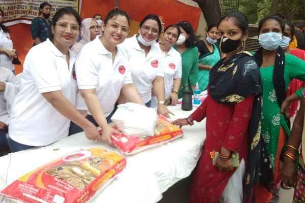 bas-ek-kadam-foundation-faridabad-good-work