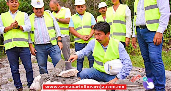 Inicia construcción de segunda etapa de la ciclovía en la comunidad de Cobá