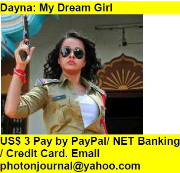 Dayna: My Dream Girl