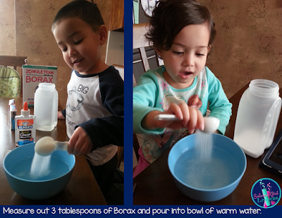 If you don't know how to make slime, this post has you covered! Learn how to make slime with your students to up the science ante and have a lot of fun!