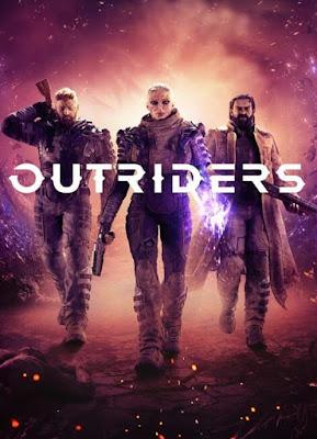 Capa do Outriders